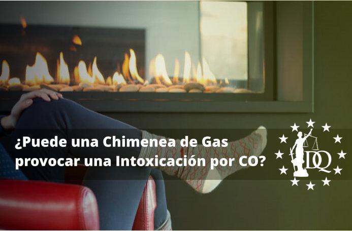 Puede una Chimenea de Gas provocar una Intoxicación por CO